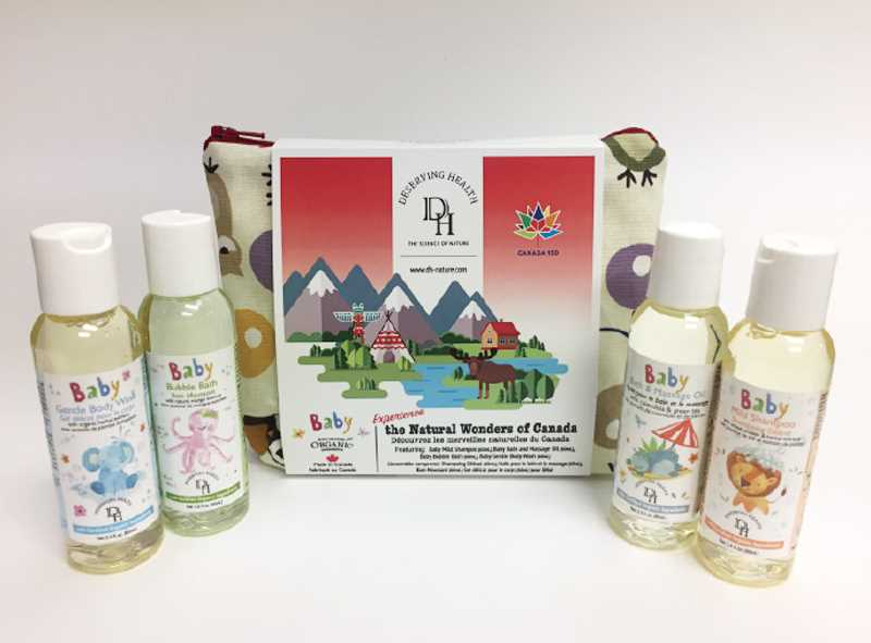 Deserving Health Baby Travel Size Kit C - Essential