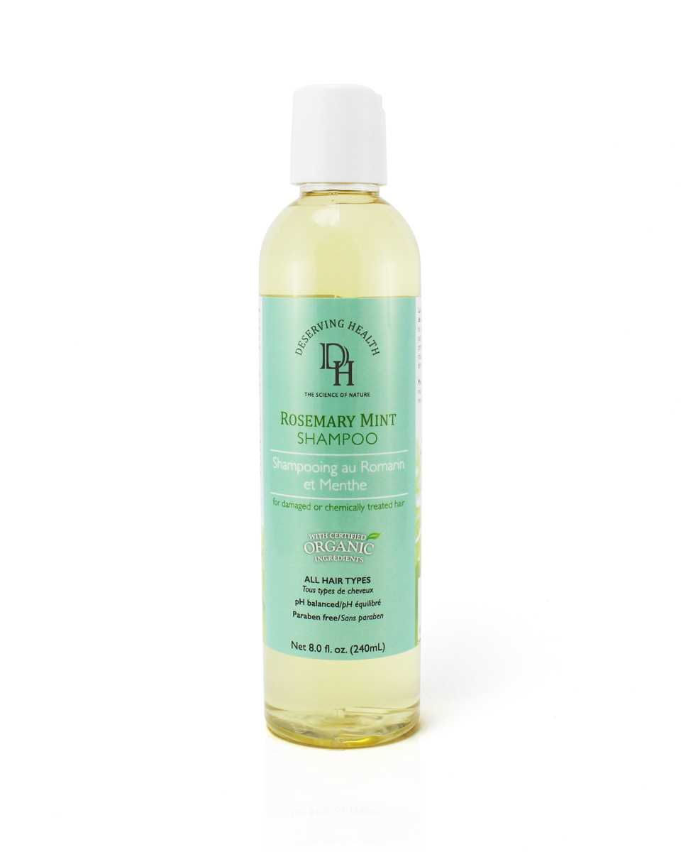 Deserving Health Rosemary Mint Shampoo
