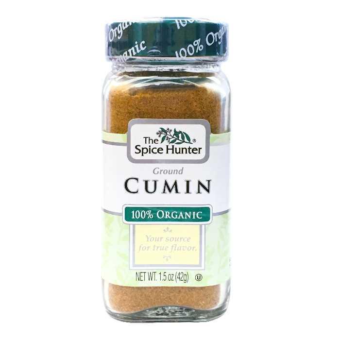 Spice Hunter Organic Ground Cumin
