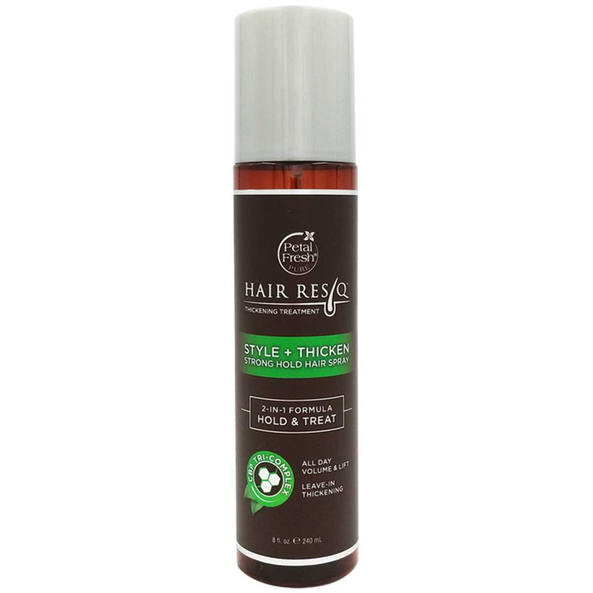 Petal Fresh Hair ResQ Style + Thicken Spray
