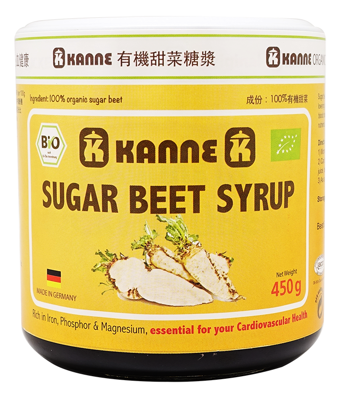 有機卡納甜菜糖漿 450g