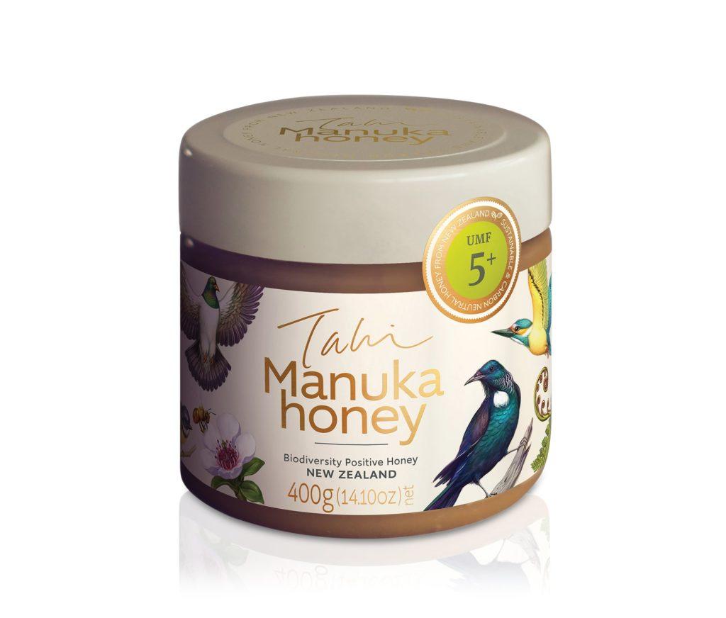 Tahi UMF 5+ Manuka Honey 400g