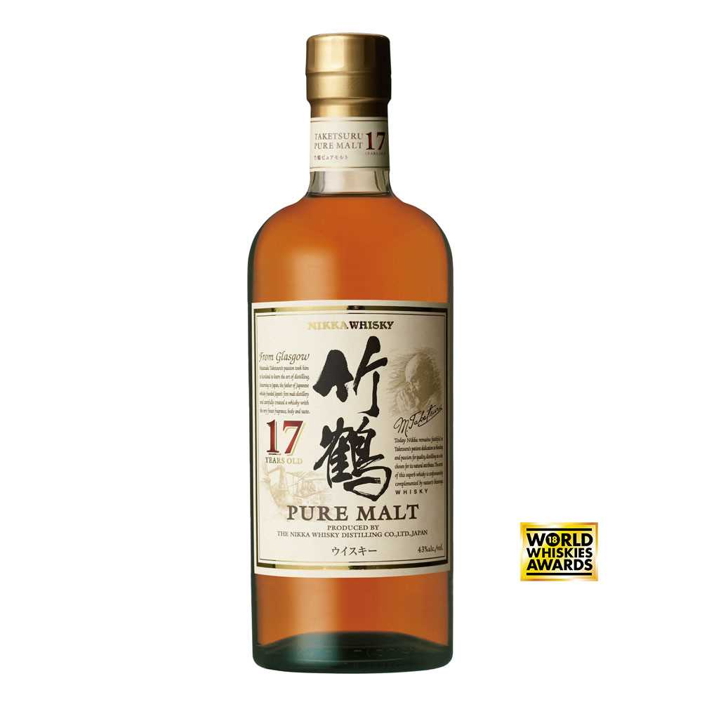 竹鶴17年 Taketsuru 17 Years (700ml)