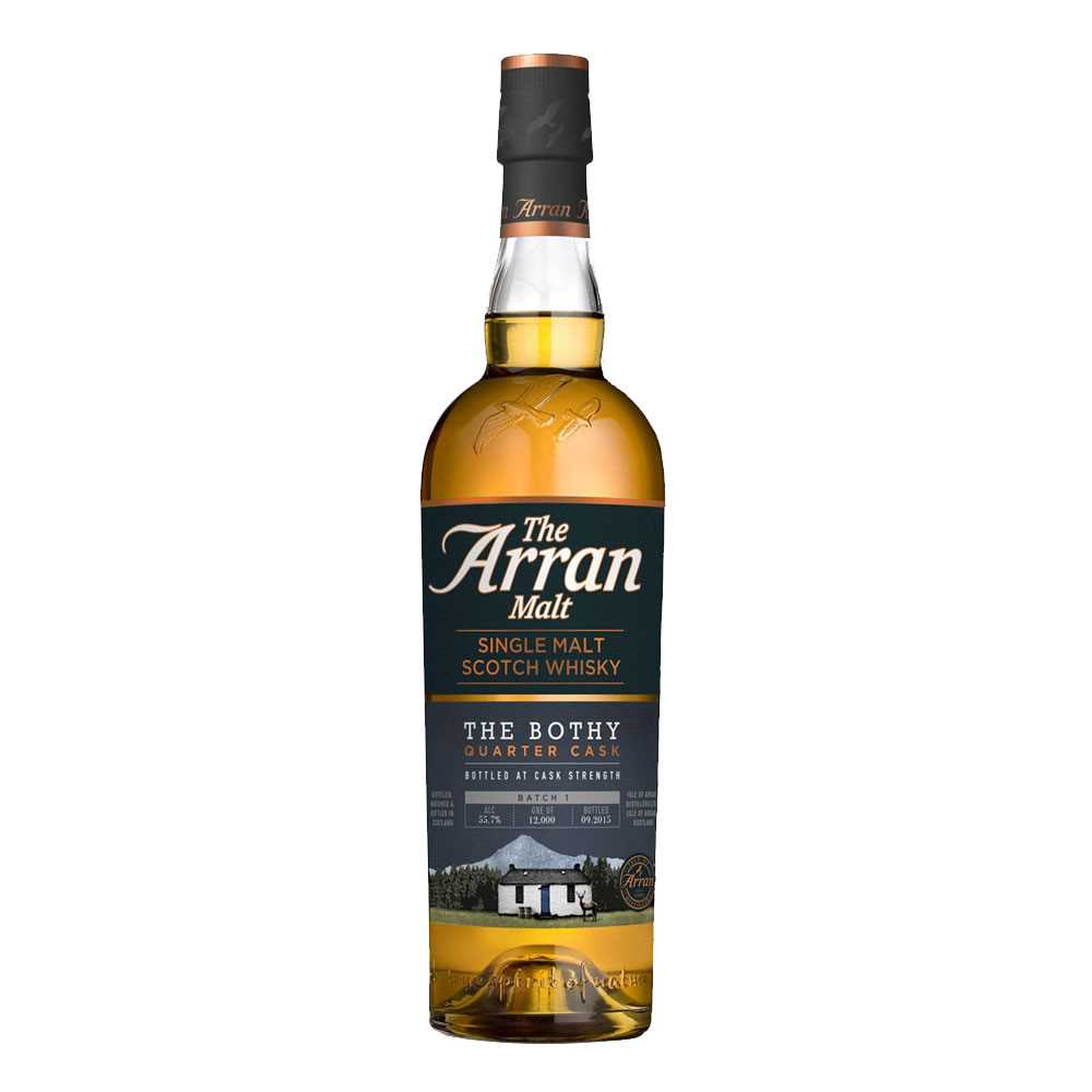 The Arran (The Bothy Quarter Cask bottled at Cask Strength) (700ml)