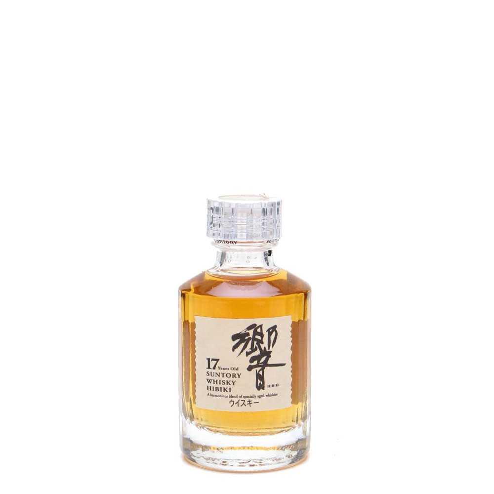 響17年酒辦 Hibiki 17 Miniature (50ml)