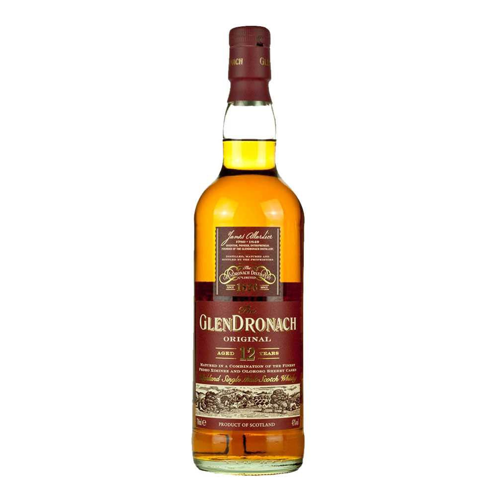 GlenDronach 12 Year Old Original (700ml)
