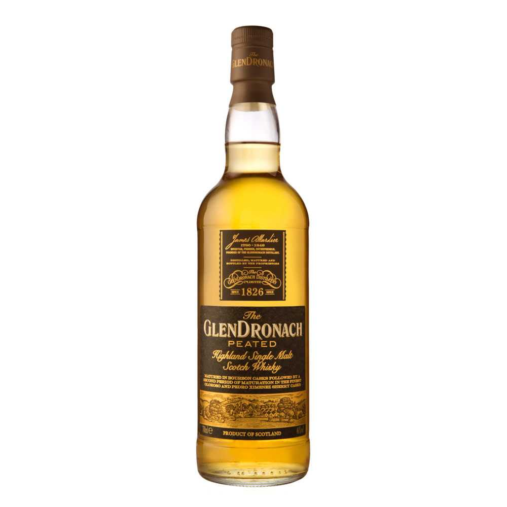 GlenDronach Peated (700ml)