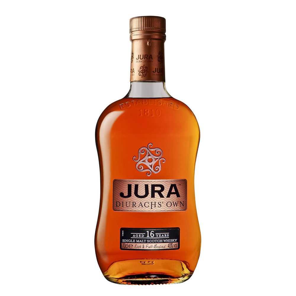 Isle of JURA 16 Year Old (700ml)