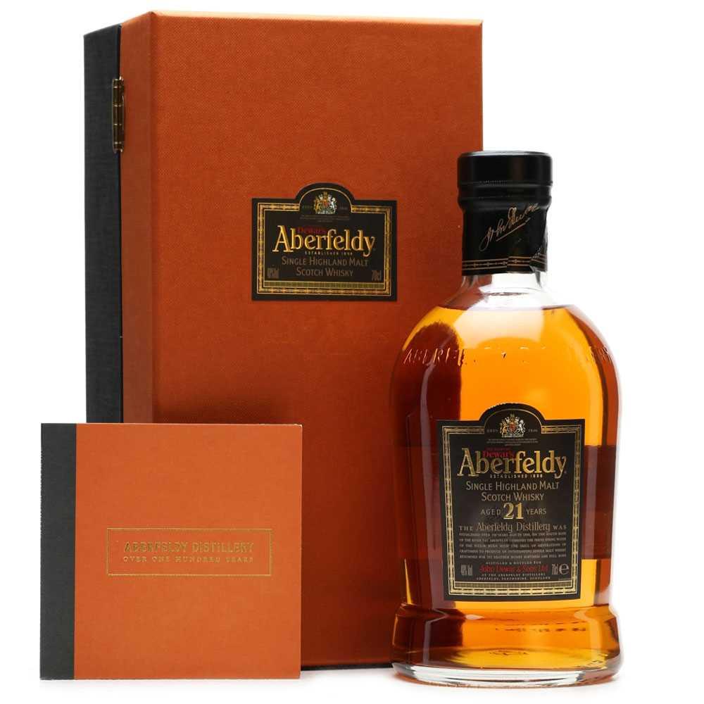 Aberfeldy 21 Year Old (700ml) (Old Version)