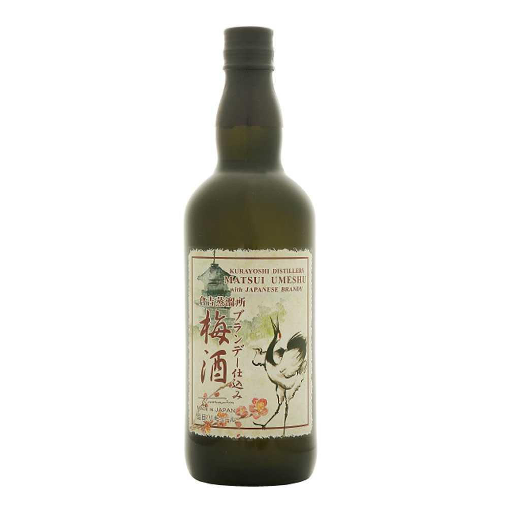 Matsui Brandy Umeshu (700ml)