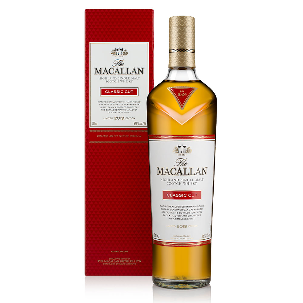 Macallan Classic Cut 2019 Edition (700ml)