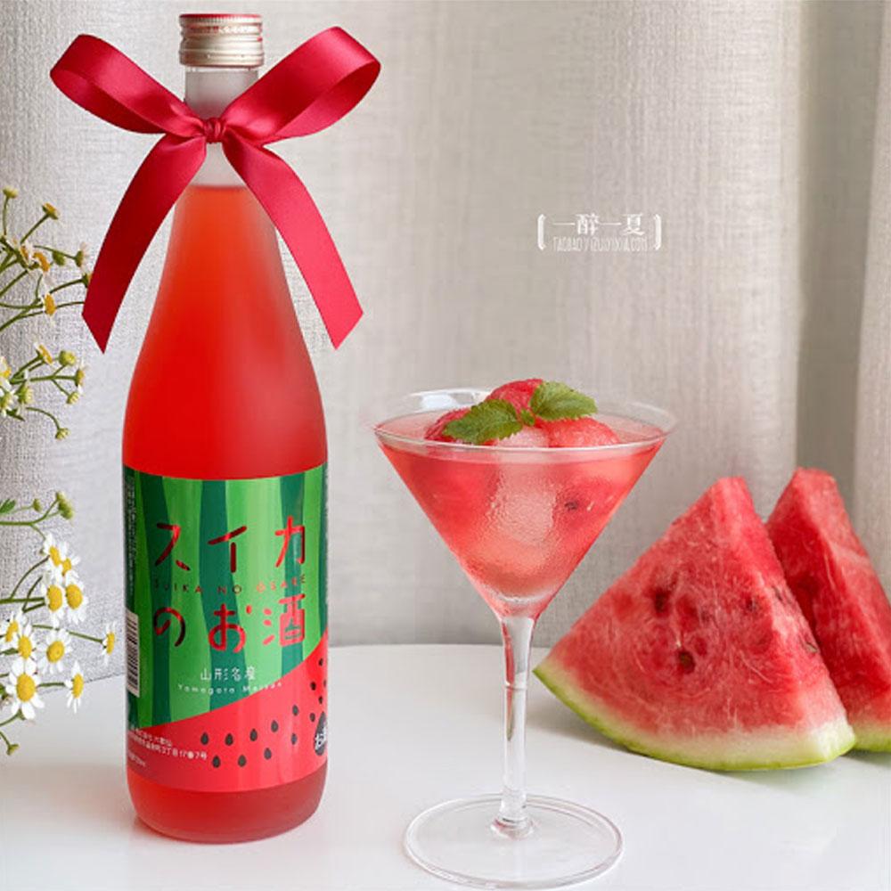 六歌仙西瓜酒 (720ml)