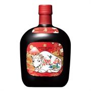 """Suntory Old Whisky (OX) """"牛年"""" (700ml)"""