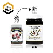 WIATEMATAUMF 20 Active Manuka 250g