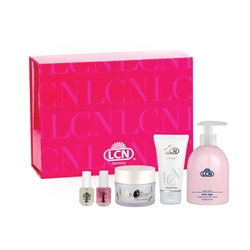 Anti-aging deluxe hand care gift box