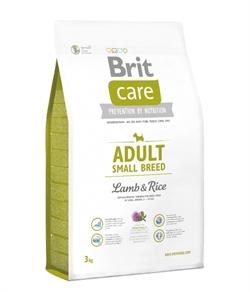 Brit - 成犬羊飯 (小型犬) 犬糧