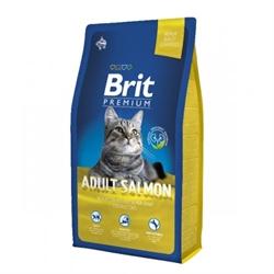Brit Premium 三文魚成貓糧 8KG