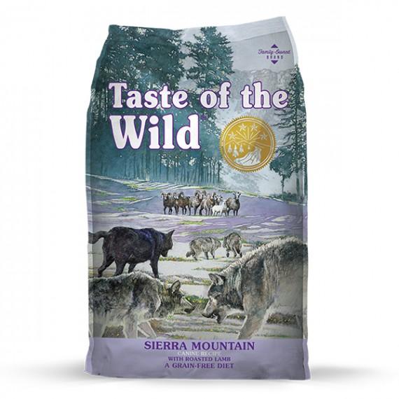 Taste of the Wild 無穀物烤羊肉配方(全犬糧)