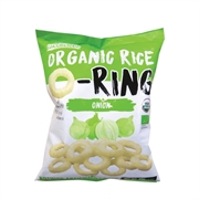 Delicacy Award-Organic Rice O-Ring 40 g (Onion)