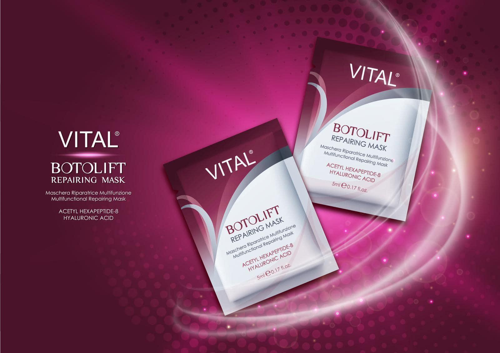 意大利 VITAL BOTOLIFT -修護昇華面膜