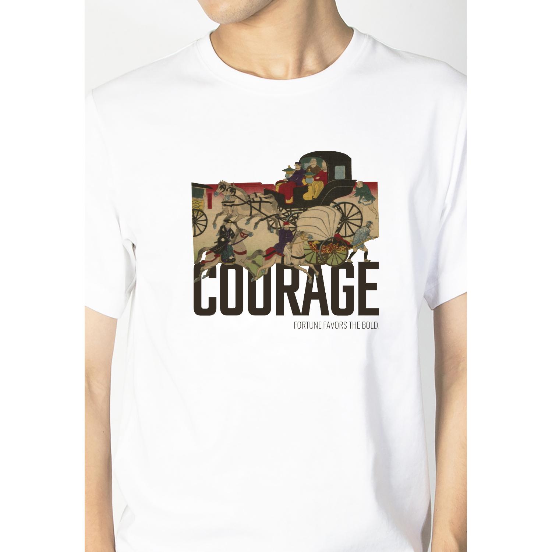 BSX Regular Fit Printed T- shirt 10409024623