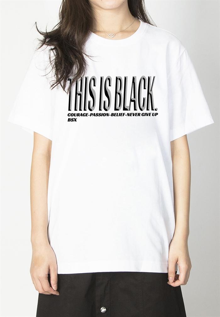 BSX Regular Fit Printed T- shirt 20409024627